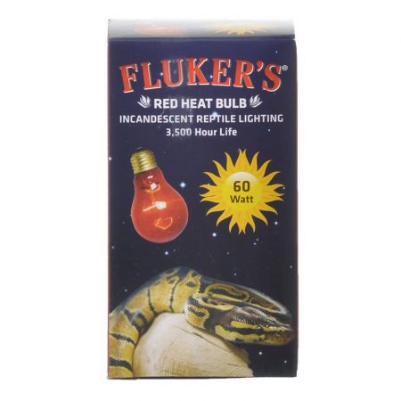 Flukers Red Heat Incandescent Bulb alternate view 2