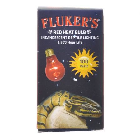 Flukers Red Heat Incandescent Bulb alternate view 4