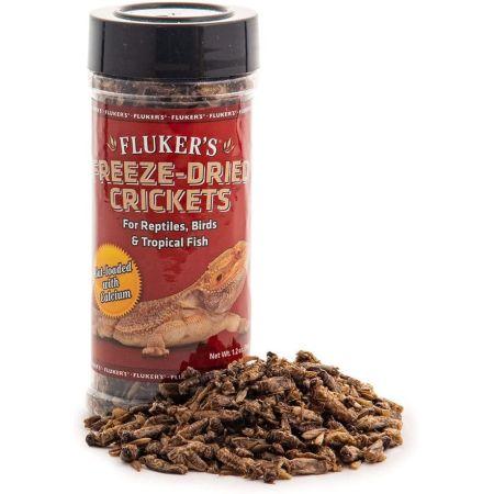 Flukers Flukers Freeze-Dried Crickets