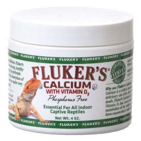 Flukers Flukers Calcium with D3