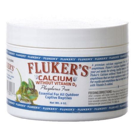 Flukers Flukers Calcium without D3