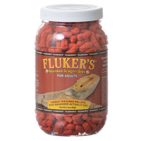 Flukers Flukers Bearded Dragon Diet for Adults