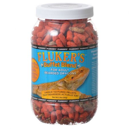Flukers Flukers Buffet Blend for Adult Bearded Dragons