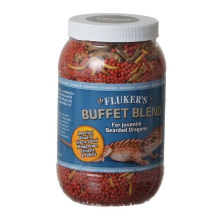 Flukers Flukers Buffet Blend for Juvenile Bearded Dragons