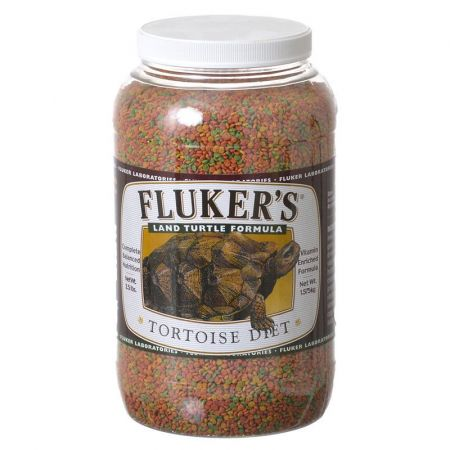 Flukers Flukers Tortoise Diet - Small Pellet