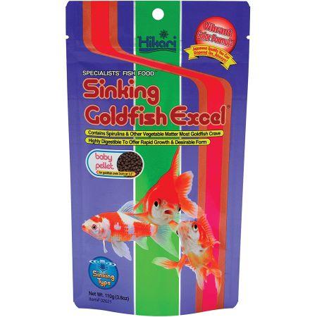 Hikari Hikari Sinking Goldfish Excel
