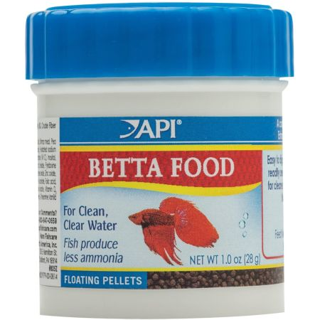 API API Betta Food