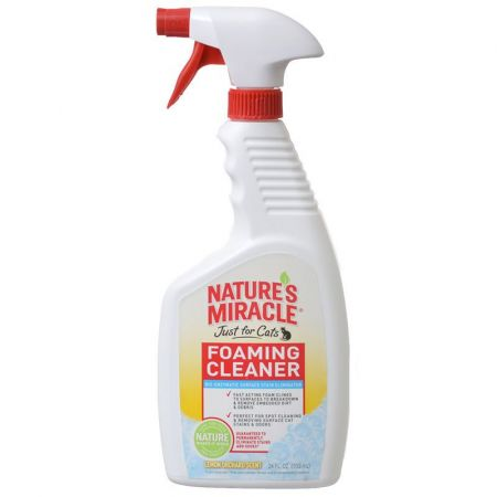 Natures Miracle Nature's Miracle Just for Cats Foaming Cleaner