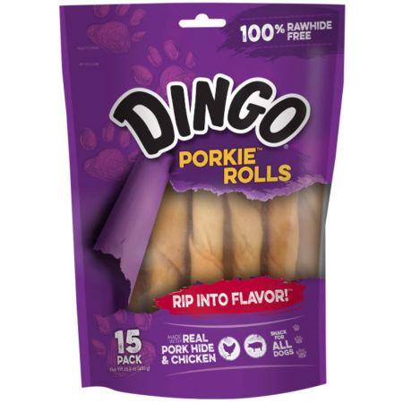 Dingo Dingo Porkie Rolls