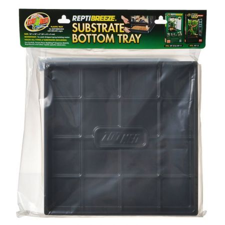 Zoo Med Zoo Med Reptibreeze Substrate Bottom Tray Cages Amp Pens
