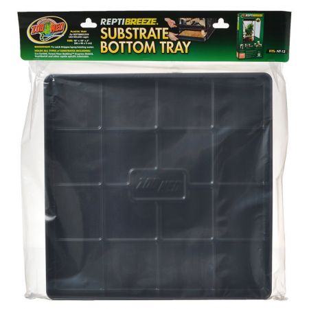 Zoo Med ReptiBreeze Substrate Bottom Tray alternate view 2