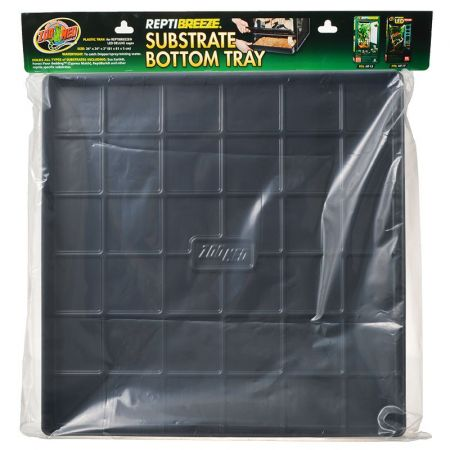 Zoo Med ReptiBreeze Substrate Bottom Tray alternate view 3
