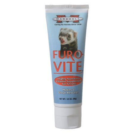 Marshall Marshall Furo Vite Vitamin Supplement Paste for Ferrets