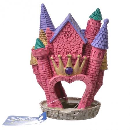 Blue Ribbon Pet Products Exotic Environments Princess Castle Aquarium Ornament