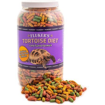 Flukers Flukers Tortoise Diet - Large Pellet