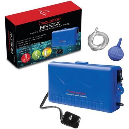 Aquatop Aquatop Breza Battery Powered Aquarium Air Pump