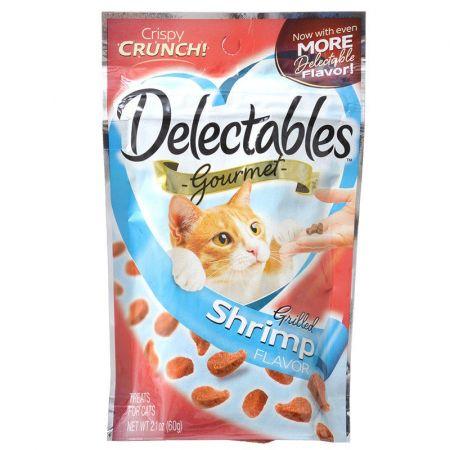 Hartz Hartz Delectables Gourmet Cat Treats - Grilled Shrimp Flavor