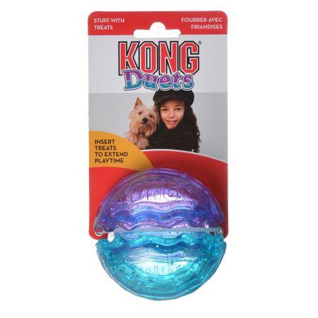 Kong Kong Duets Kibble Ball Dog Toy