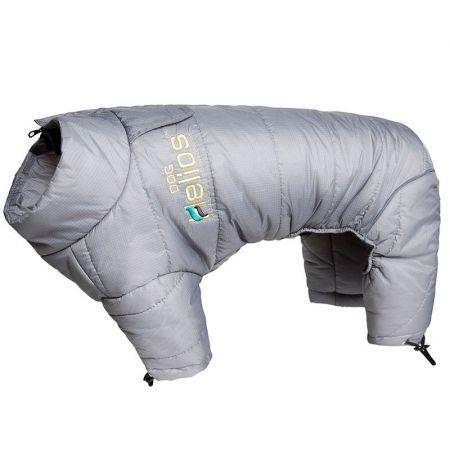 Pet Life Dog Helios Grey Thunder-Crackle Dog Snow Coat