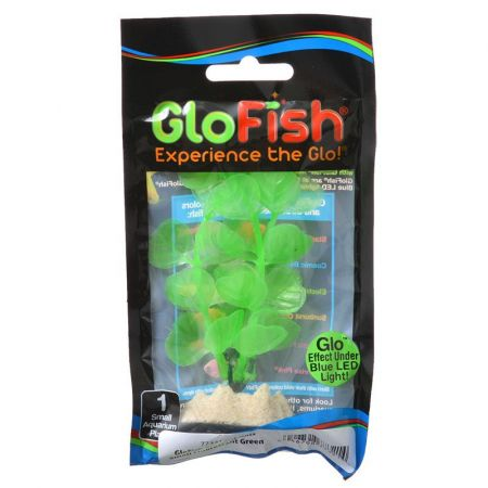 GloFish Green Aquarium Plant alternate view 1