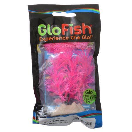 GloFish Pink Aquarium Plant