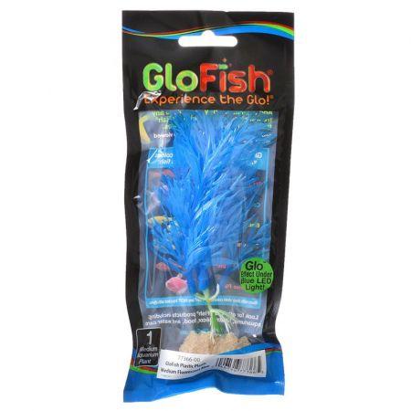 GloFish Blue Aquarium Plant alternate view 2