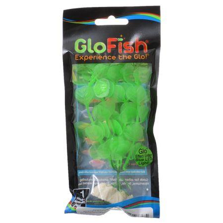 GloFish Green Aquarium Plant alternate view 2