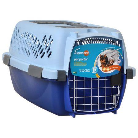 Aspen Pet Aspen Pet Pet Porter - Baby Blue