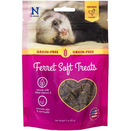 N-Bone N-Bone Ferret Soft Treats - Chicken Flavor
