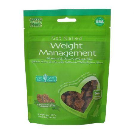 Get Naked Get Naked Weight Management Soft Dog Treats - Chicken Flavor