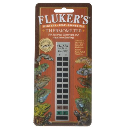 Flukers Flukers Digital Self-Adhesive Thermometer