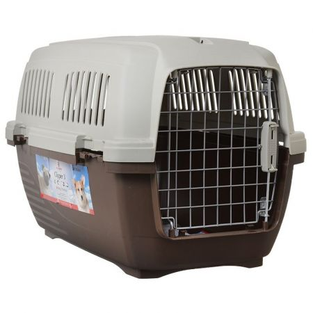 Marchioro Clipper Cayman Kennel - Brown alternate view 1