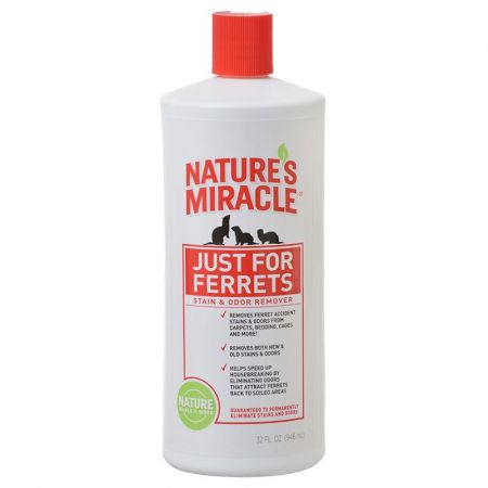 Natures Miracle Nature's Miracle Just for Ferrets Stain & Odor Remover