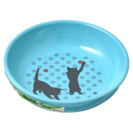 Van Ness Van Ness Ecoware Non-Skid Degradable Cat Dish