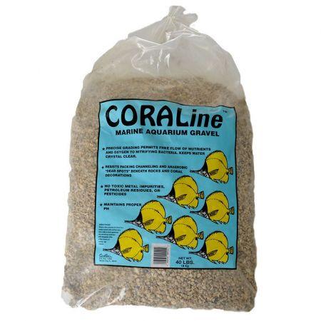 Caribsea CaribSea Coraline Marine Aquarium Gravel - Caribbean Crushed Coral