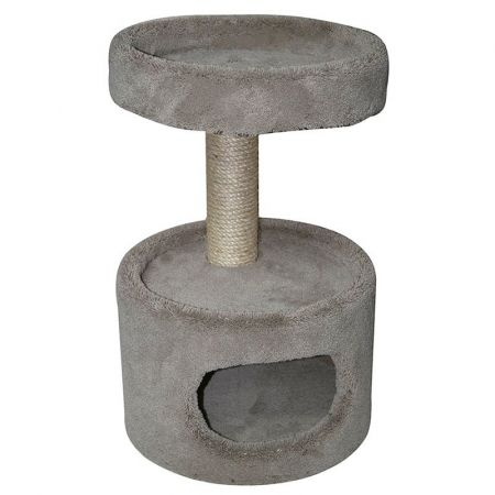 North American Pet Products Classy Kitty Cat Condo with Nest