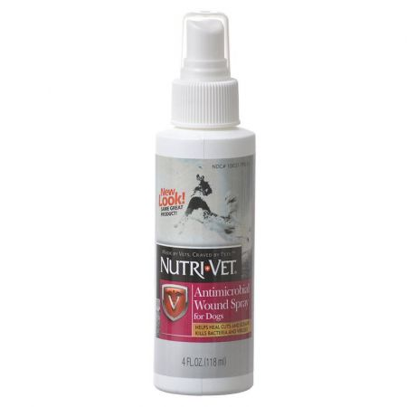 Nutri-Vet Nutri-Vet Antimicrobial Wound Spray for Dogs