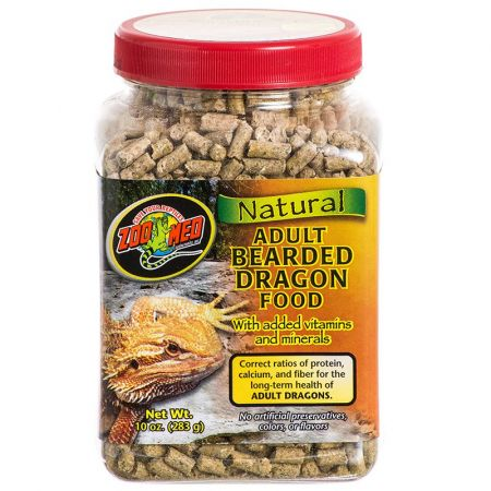 Zoo Med Zoo Med Natural Adult Bearded Dragon Food