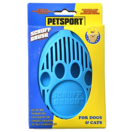 Petsport Scruff Brush alternate view 1