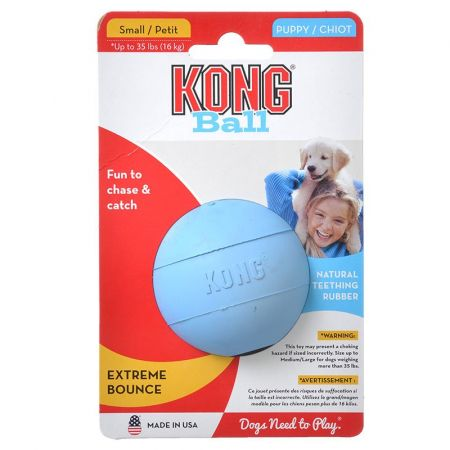 Kong Kong Puppy Ball with Hole