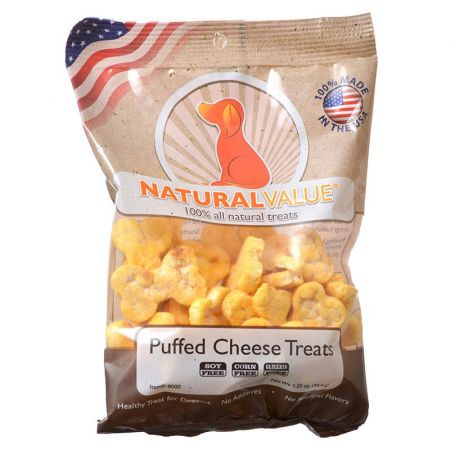 Loving Pets Loving Pets Natural Value Puffed Cheese Treats
