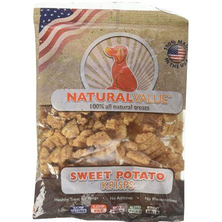 Loving Pets Loving Pets Natural Value Sweet Potato Krisps
