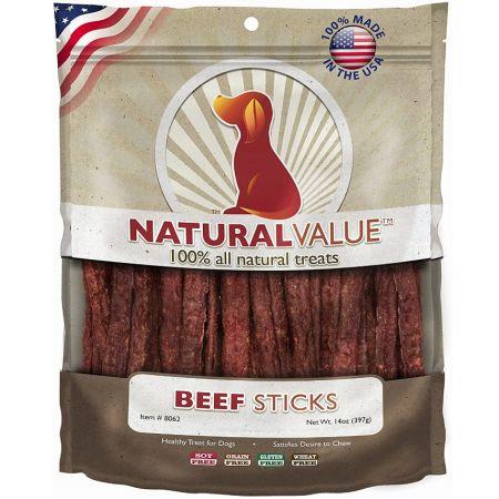 Loving Pets Loving Pets Natural Value Beef Sticks