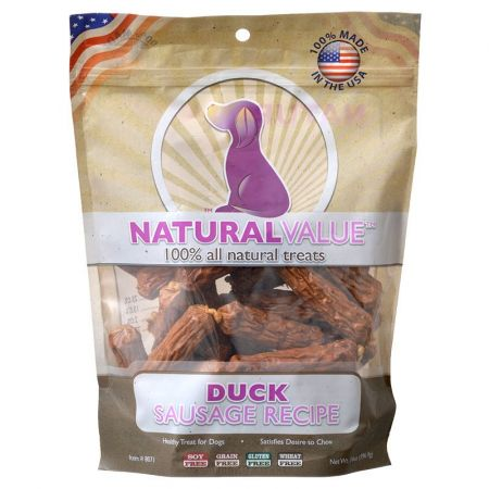 Loving Pets Loving Pets Natural Value Duck Sausages