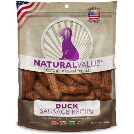 Loving Pets Loving Pets Natural Value Duck Sausages