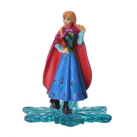 Penn Plax Penn Plax Frozen Anna of Arendelle Aquarium Ornament