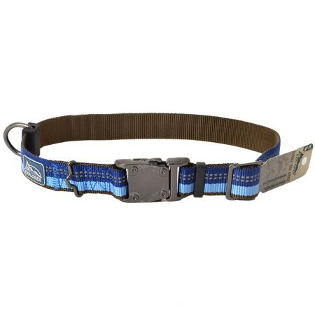 K9 Explorer Sapphire Reflective Adjustable Dog Collar alternate view 3