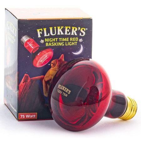 Flukers Flukers Professional Series Nighttime Red Basking Light