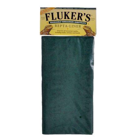 Flukers Repta-Liner Washable Terrarium Substrate - Green alternate view 2