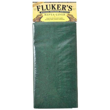 Flukers Repta-Liner Washable Terrarium Substrate - Green alternate view 3